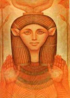 bat egyptian goddess