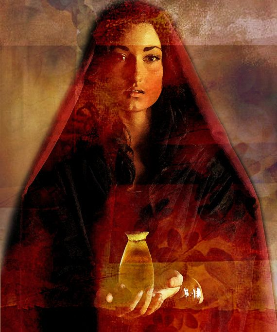 Mary Magdelen