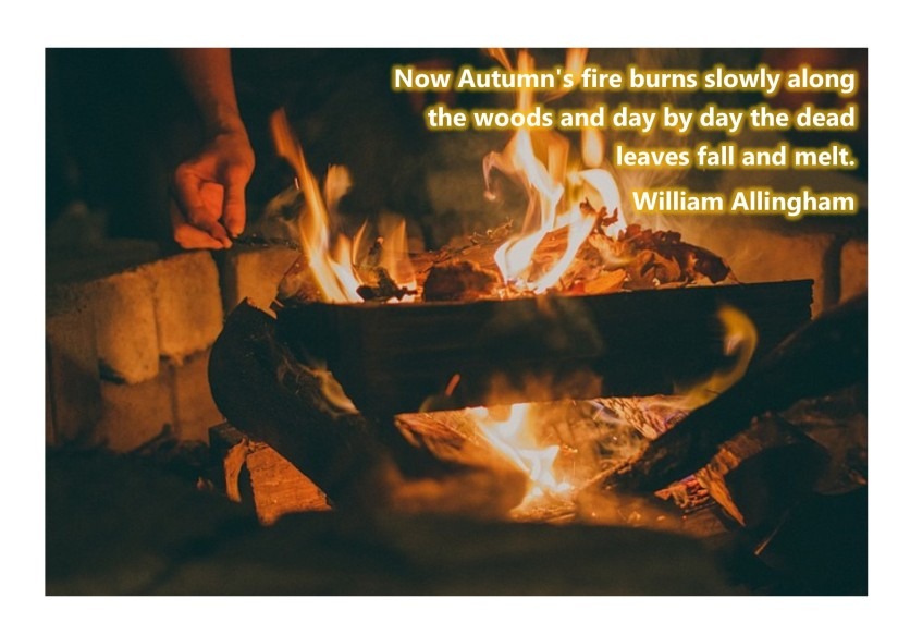 All Hallows Eve, Samhain, and the Bonfire Night traditions; why they are One. PLUS Fire ReleaseExercise.