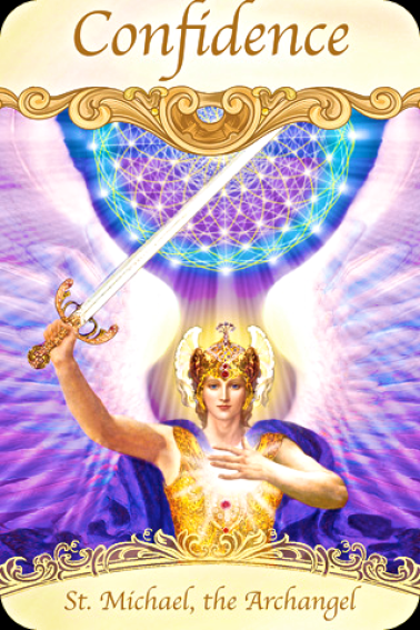 Archangel Michael - Doreen Virtue Saints and Angels
